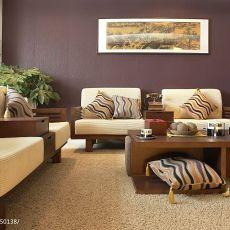 精美141平米四居客厅现代装修实景图片大全