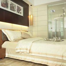 精选面积141平现代四居卧室装饰图片大全