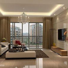 新中式风格家装书房图片欣赏