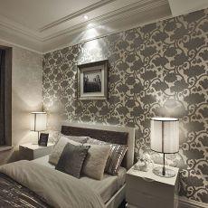 热门复式卧室欧式装修欣赏图片大全