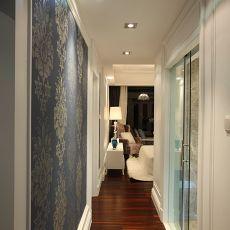走廊壁纸装修效果图