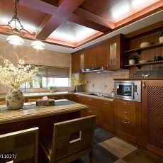2013整体厨房效果图欣赏