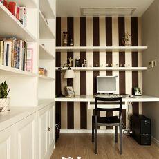 134平米四居书房现代装修图片大全