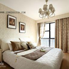 精选大小120平现代四居卧室效果图片大全