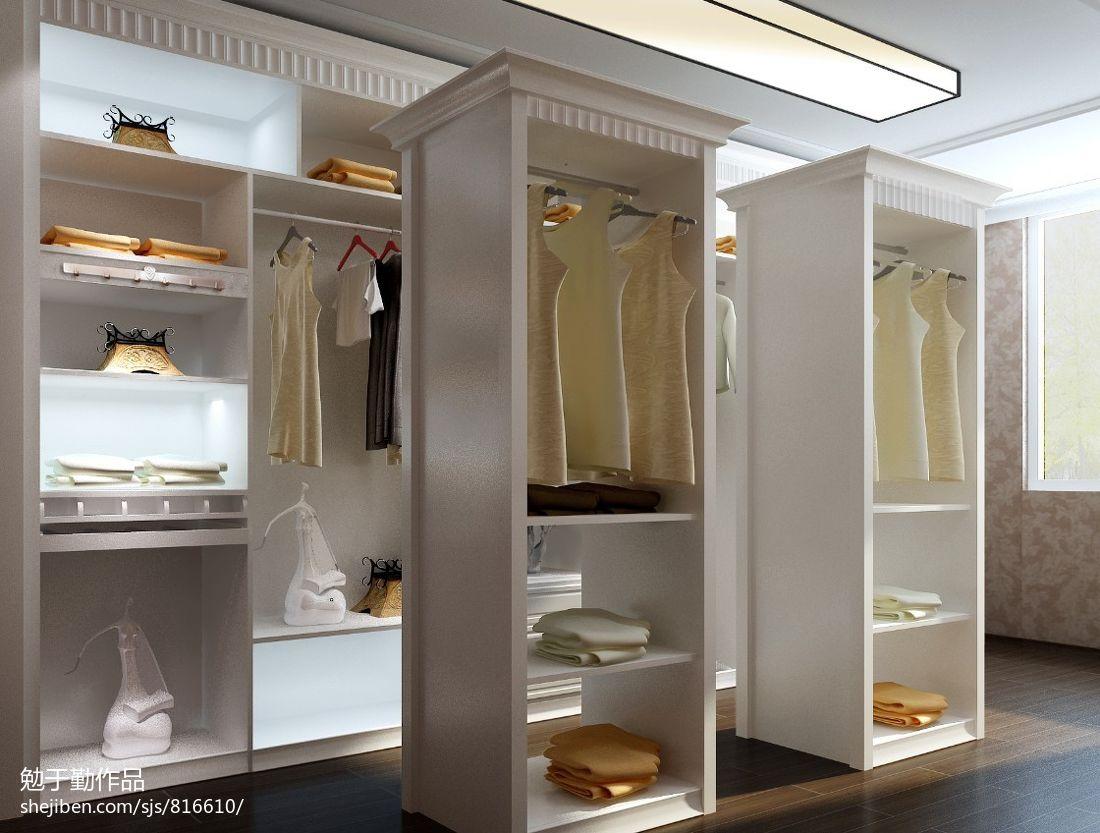 现代小复式室内卧室设计效果图