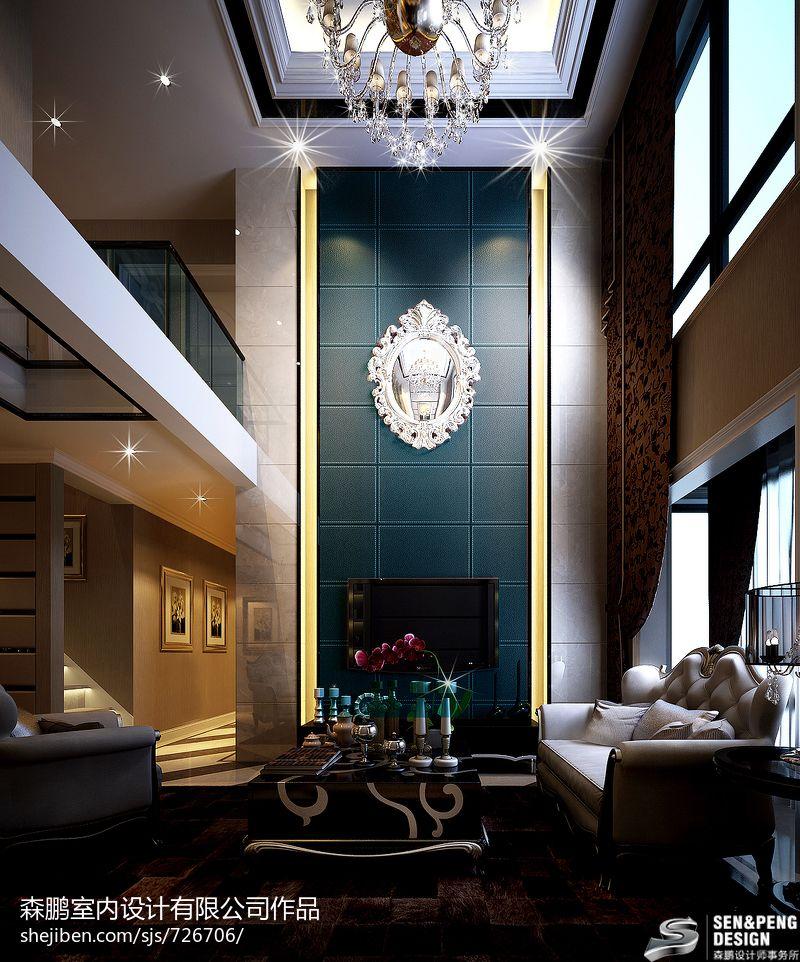 现代时尚休闲区设计