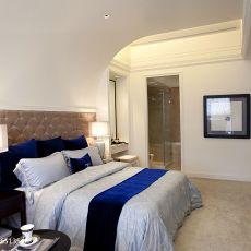 2018精选面积144平混搭四居卧室装修设计效果图片大全