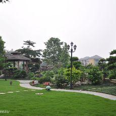 精选119平米混搭别墅花园效果图片欣赏