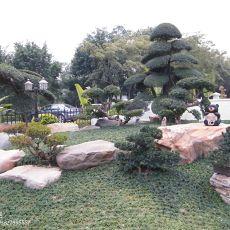 精选大小137平别墅花园混搭装修设计效果图片