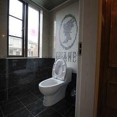 热门欧式复式卫生间实景图片欣赏