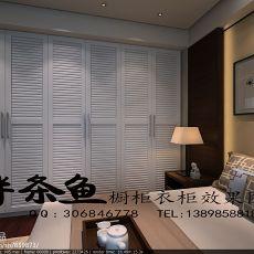 2018精选84平米二居厨房混搭装修图片欣赏