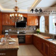2018精选二居厨房混搭装修设计效果图片