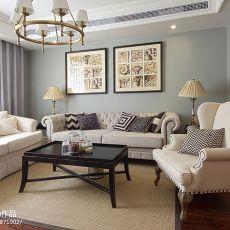 小户型客厅欧式实景图片欣赏