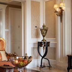 热门面积105平美式三居客厅装修图