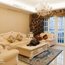 混搭四居客厅装饰图片大全