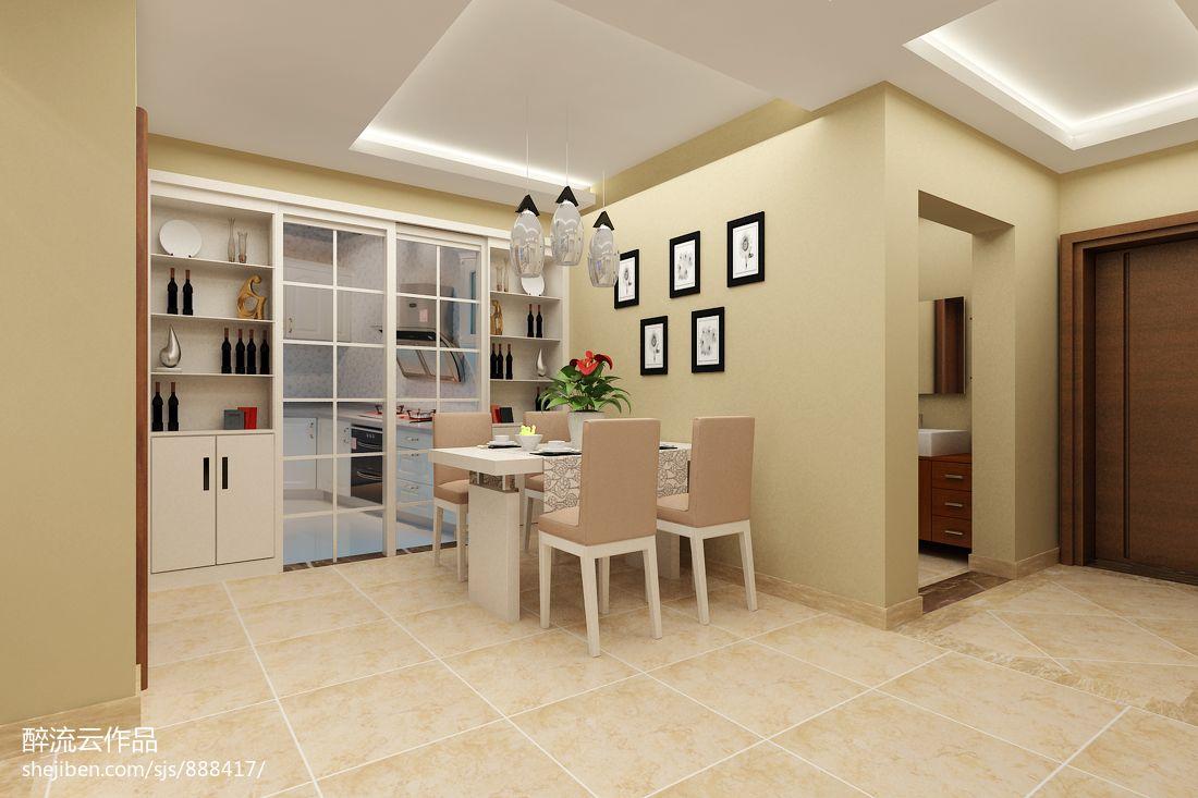 家庭日式设计卧室效果图