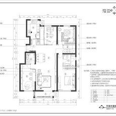 精美133平米四居客厅混搭欣赏图片
