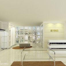 欧式古典风格别墅客厅装修