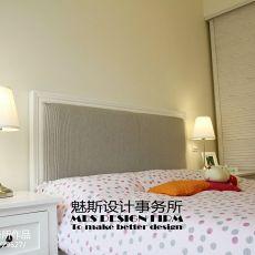 温馨卧室装修效果图2013