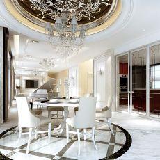 欧式豪华客厅图片大全欣赏