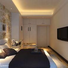 宜家简装卧室设计图片欣赏