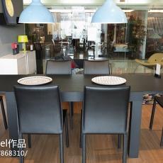 热门142平米四居餐厅现代效果图