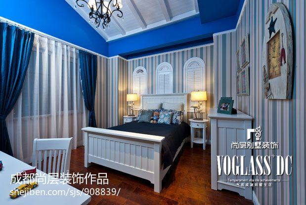 精美现代家装卧室设计