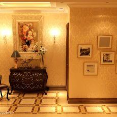 热门138平米混搭别墅客厅装修欣赏图