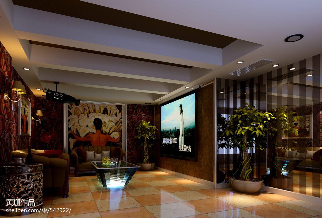 简约现代公寓室内餐厅装饰图片