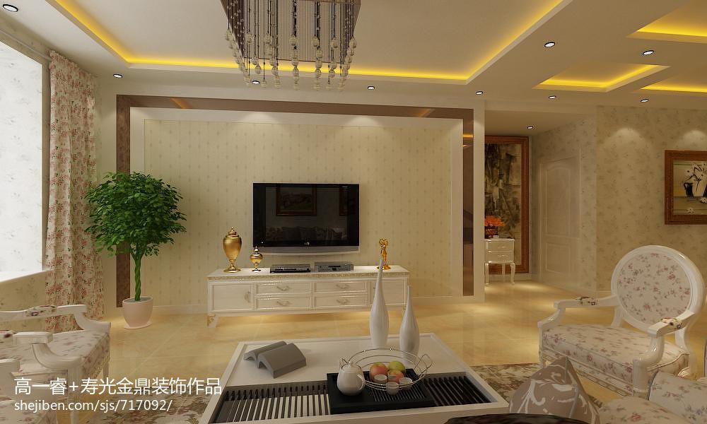 新中式风格室内厨房装修效果图片