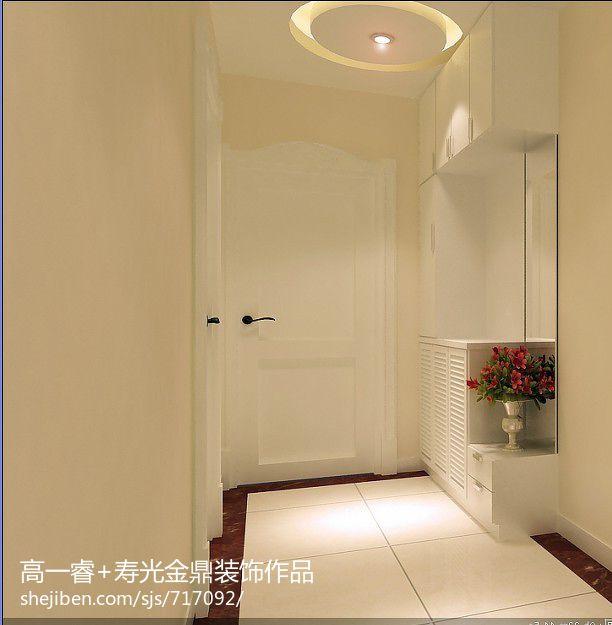 新中式风格家居卫生间装修效果图片