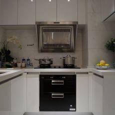 热门厨房混搭效果图片大全