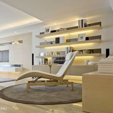 精选138平米四居客厅现代效果图