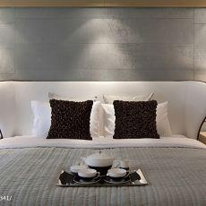精美四居卧室现代装修图