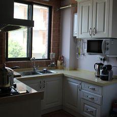 2013年整体小厨房装修效果图欣赏