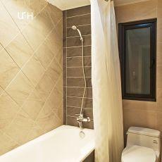 热门101平米三居卫生间混搭装修欣赏图片大全