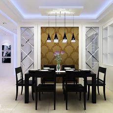 梁景华精选设计作品--简约公寓卫生间装修设计图