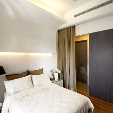 热门109平方三居卧室现代效果图