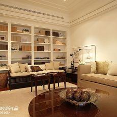精美127平米四居客厅现代装修图片大全