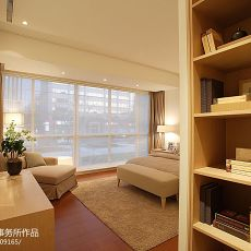 72平米现代小户型阳台效果图片欣赏