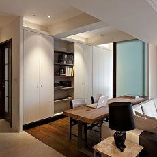 86平米二居书房现代装修图片大全