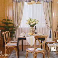 精选126平米混搭别墅餐厅装修欣赏图