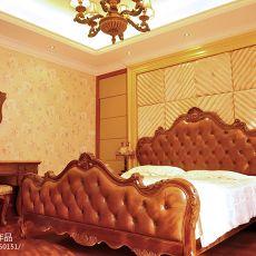 精选面积118平复式卧室美式装修设计效果图片大全