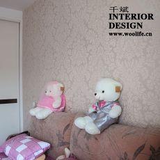 精选面积102平现代三居卧室实景图片大全
