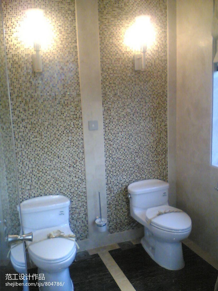优雅净白现代空间卧室