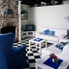 现代小客厅时尚家居图片