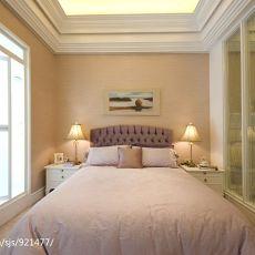 热门混搭小户型卧室装修图片