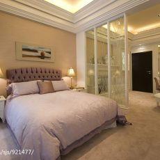 71平米混搭小户型卧室效果图片大全