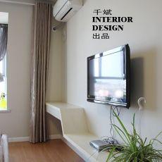精美109平方三居卧室混搭欣赏图片