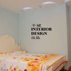 热门面积97平欧式三居卧室效果图